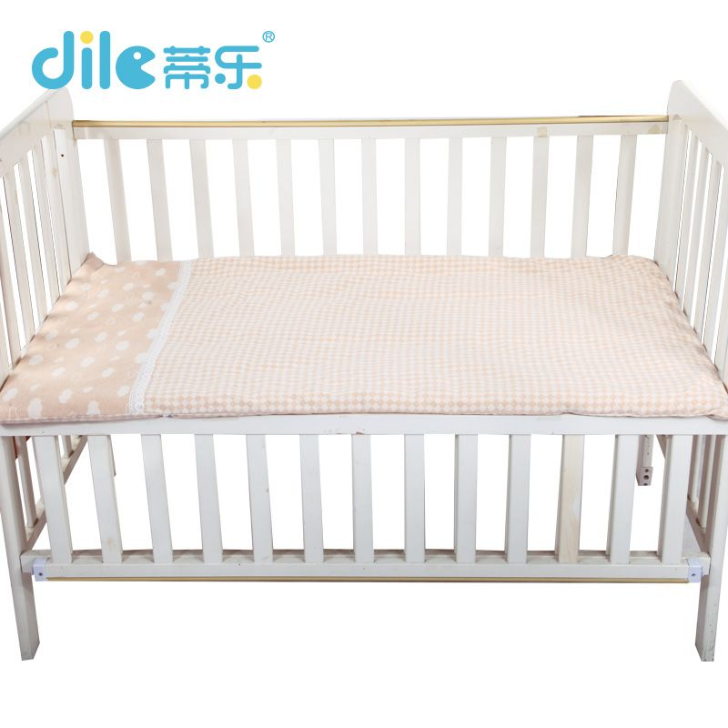 Dile Cotton Baby Bed Sheets Newborn Crib Sheet Soft Infant Mattress Cover Kids Bed Cover 140 70 baby bedding