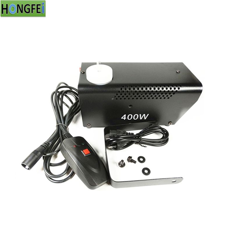 400w fog machine Wire control smoke machine professional stage lighting effect lighting DJ equipment