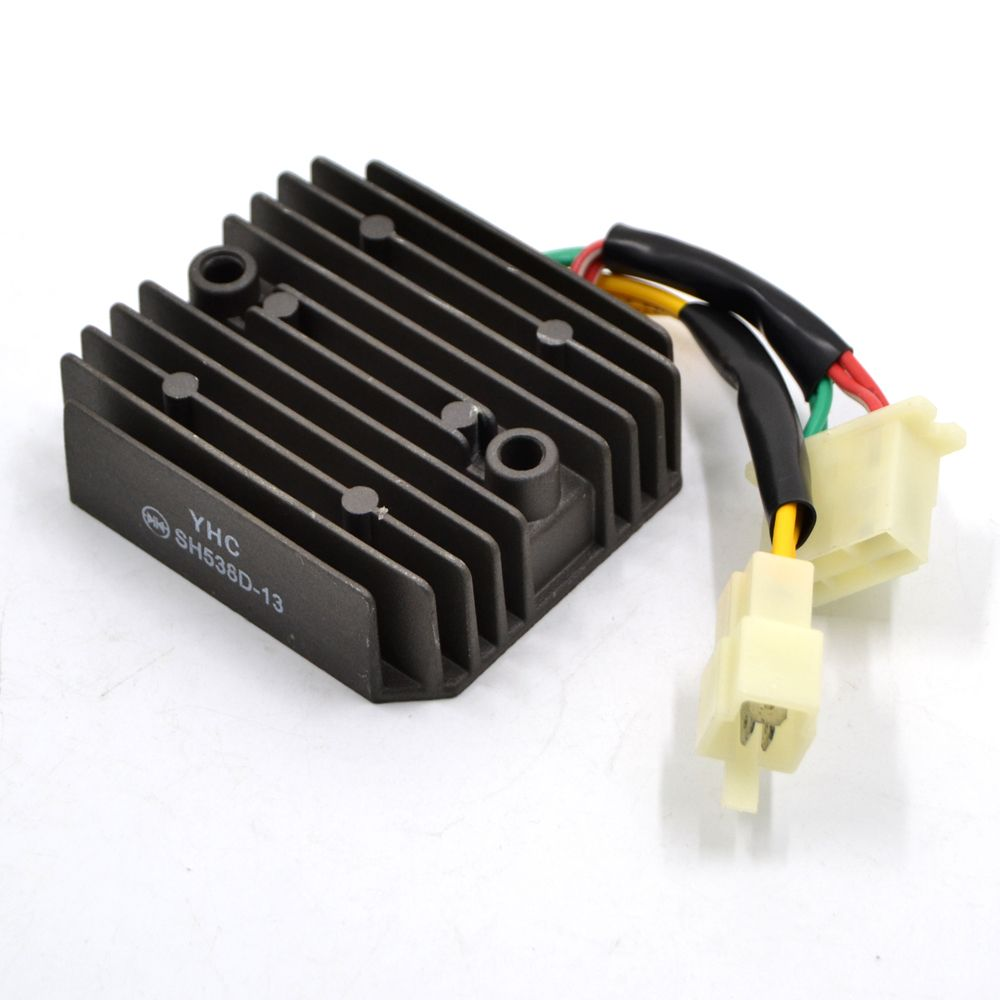 Motorcycle Metal Voltage Regulator Rectifier For Honda XLV600 XL600V XRV650 XLV750R VF700C VF700 MAGNA VT800C VT800 SHADOW