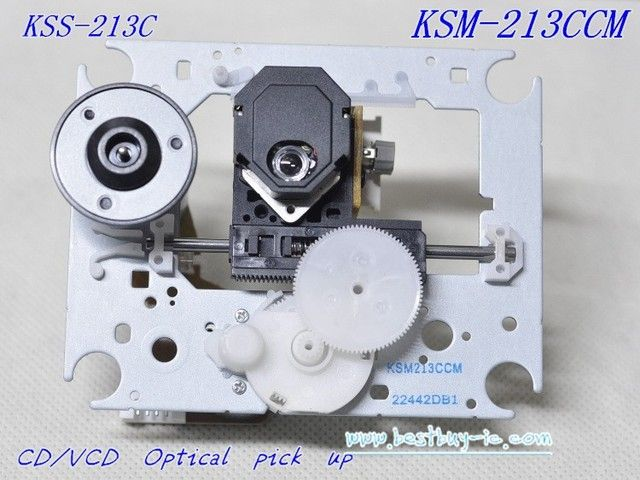 KSS-213C mechanism KSM-213CCM Optical Pickup KSM213CCM laser head 5pcs/Lot free shipping KSS 213C / KSS213C / KSS-213CCM
