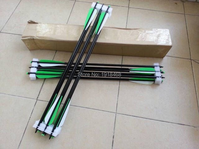 100PK high quality 20 inch crossbow bolt crossbow arrow for hunting