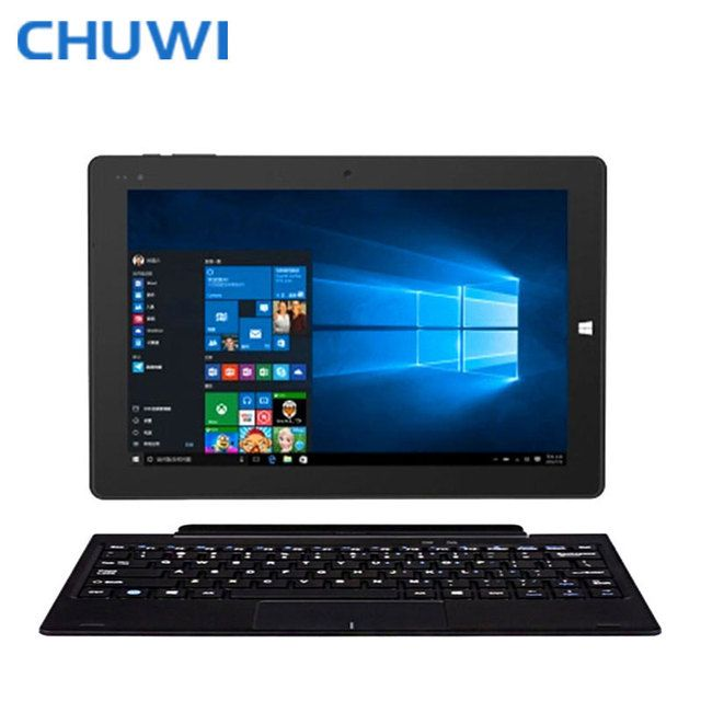 CHUWI Official! 10.1 Inch CHUWI Hi10 Tablet PC Intel Cherry Trail Z8350 Quad Core 4GB RAM DDR3 64G ROM 1920 x 1200 2.0MP Camera