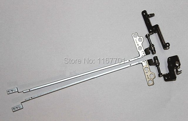 New Original laptop/notebook LCD/LED Axis/Hinges/Loops for Lenovo ideapad V370 V370A 33.4IG01.XXX 33.4IG01.XXX