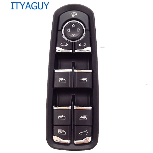 Front Door Window Switch For 2011-2015 202 2013 2014 7PP959858MDML 7PP959858 car styling ITYAGUY