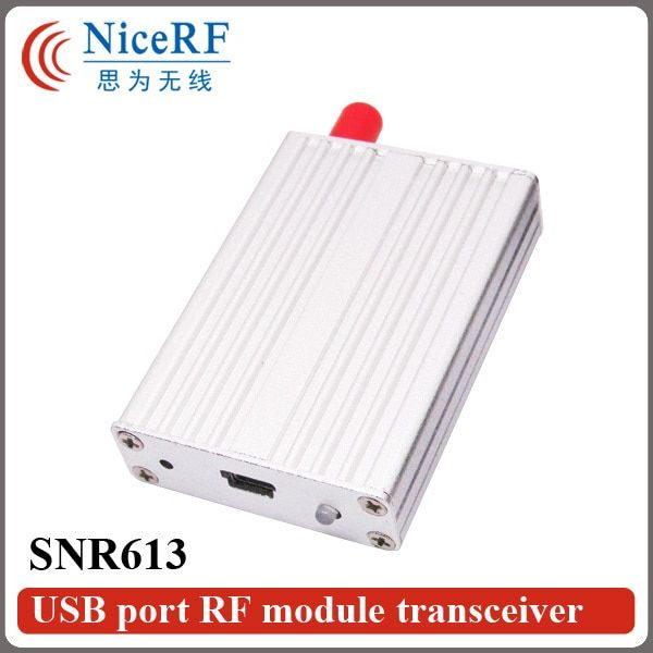 433MHz RF Module SNR613 USB Port Network Node Module Use for Wireless Data Transceiver