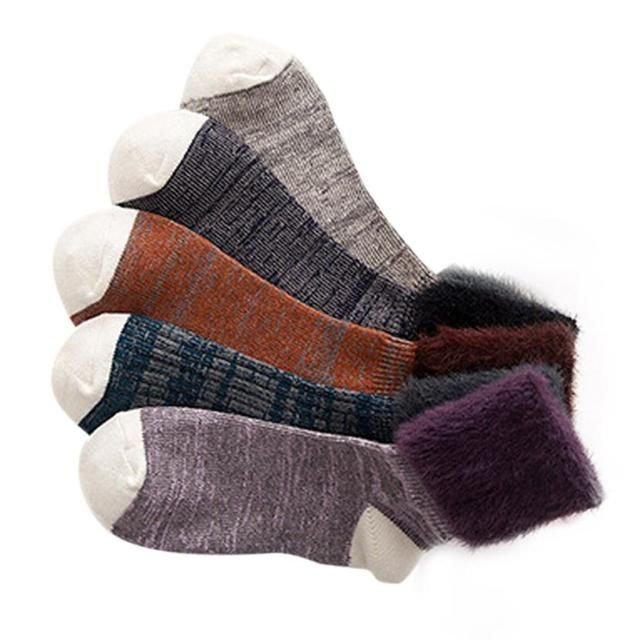 SIF 2016 Hot Sale winter warm thick sock New casual fashion Korean solid colors socks free boot cuff cover shipping