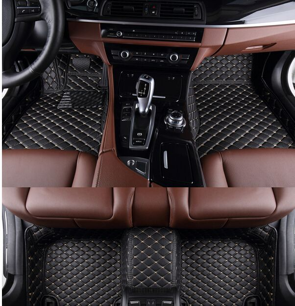 Good quality! Custom special floor mats for BMW 325i 328i 330i 335i Convertible E93 2011-2006 waterproof carpets,Free shipping
