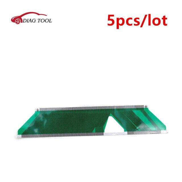 Wholesale LCD Display Pixel Repair for saab SID 2 Ribbon cable replacement for SAAB 9-3 and 9-5 models 5pcs