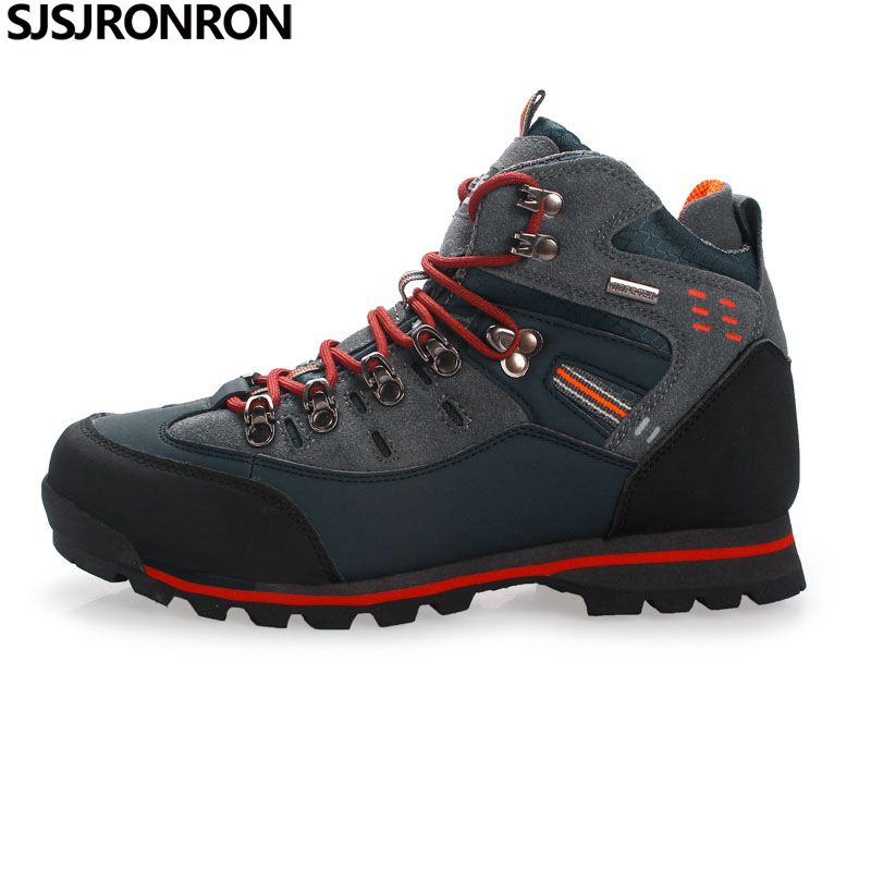 In 2016 hot style man merchant mountaineering shoes 001 waterproof breathable shoes outdoor recreational shoe hiking shoes