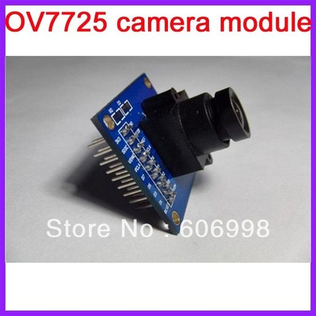 2pcs/lot OV7725 Camera Module STM32 Driver Chip Integrated E-learning