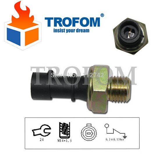 Oil Pressure Switch For SUZUKI IGNIS SWIFT SX4 WAGON LANCIA DEDRA DELTA KAPPA LYBRA MUSA THEMA THESIS Y Y10 YPSILON JEEP 1252557