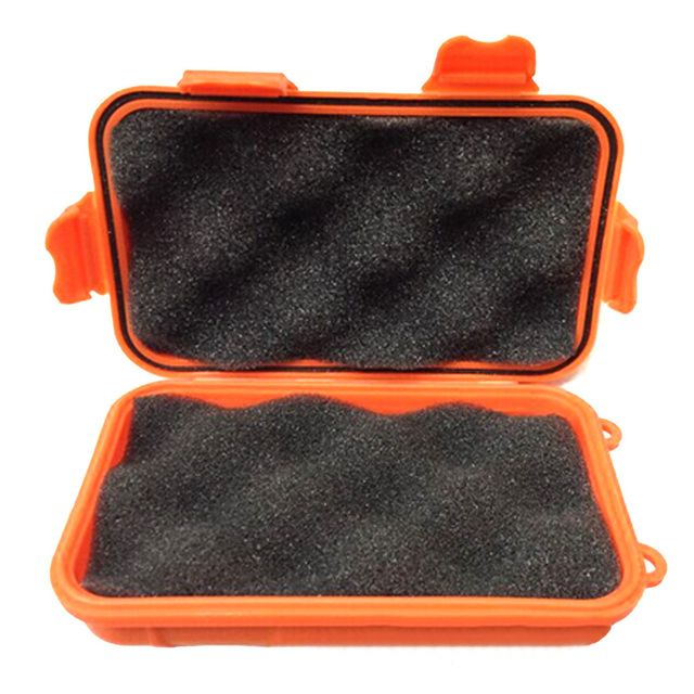 Hot Sell Outdoor Waterproof Storage Box Shockproof Anti Pressure Case Sealed box Field Survival storage Box First aid kit BS