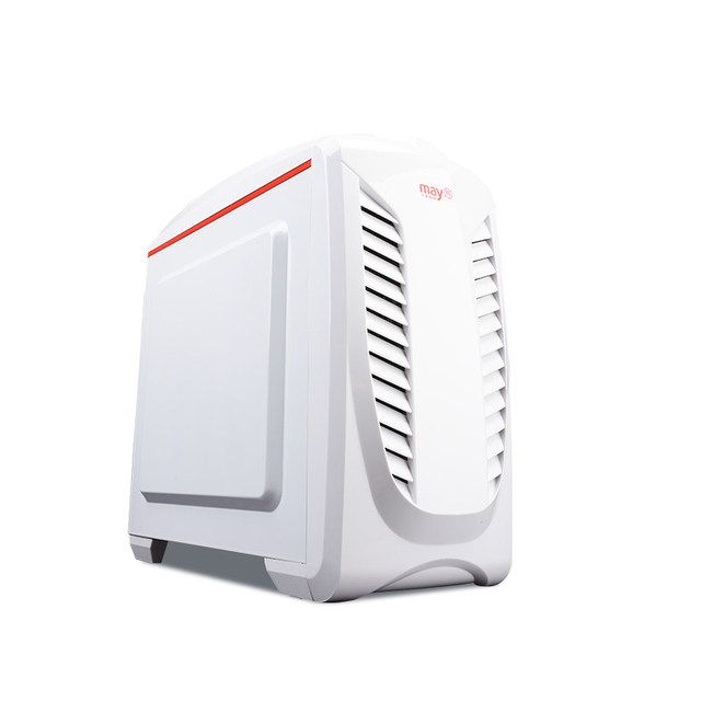 New Ngame G3900 Dual-core Micro ATX DIY computer mini tower desktop PC host for home / Office