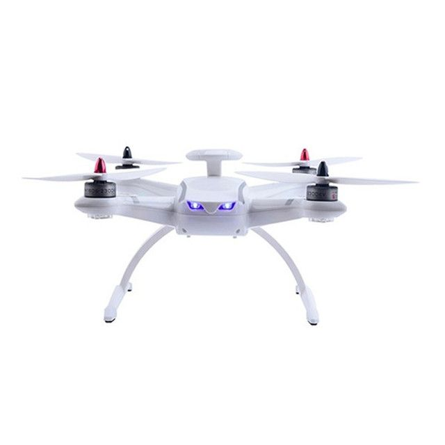 New Arrival CG035 Brushless 2.4G 4CH 6Axis Headless Mode RC Quadcopter RTF One Key To Return Toy Gift