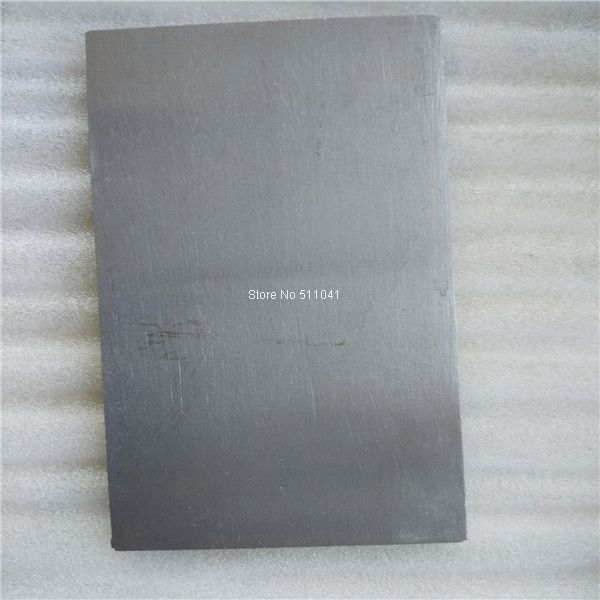 20pcs  8mm thick GR5 Grade5 Titanium alloy metal plate sheet wholesale price ,free shipping