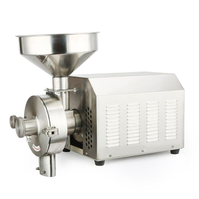 Commercial high efficiency Grain Grinder,Herb Spice ,Corn,Soybean Grinding Machine