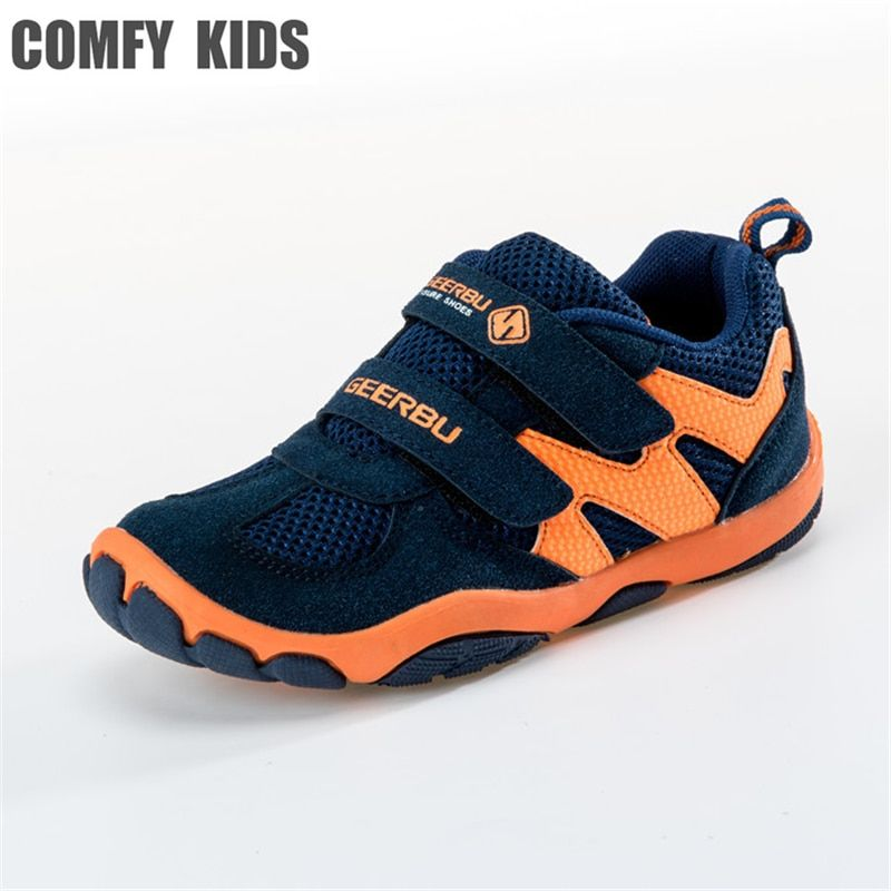 Fashion New Arrivals Child boys Sports Sneakers Shoes Casual Breathable Girls Boys Sneakers Shoes For Kids Children Sports Kids