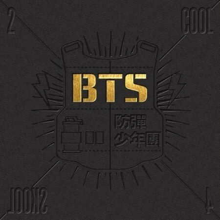 BTS SINGLE ALBUM  2 COOL 4 SKOOL INCLUDE KPOP