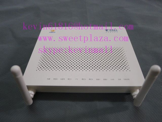 Huawei wireless Gpon Terminal HG8245C2, 2GE + 2FE LAN and 2 voice ports, with BBU and USB port, English version