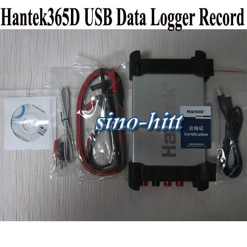 New Original Hantek365D Bluetooth USB Data Logger Record Voltage Current Resistance Capacitance, Hantek Oscilloscope Hantek 365D