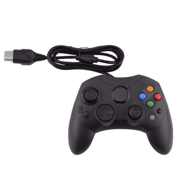 2017 Newest Wired USB Game Controller Handle double shock Joypad Remote Joystick Gamepad For xbox Playing Game Gamepad Joystick