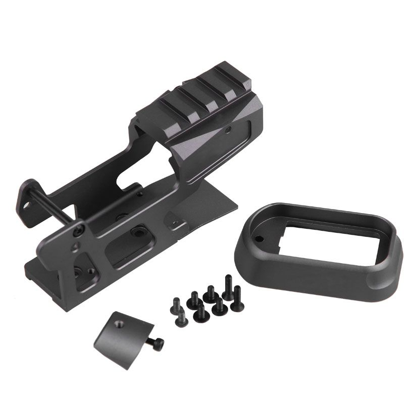 Tactical Hunting Accessories Mount RMR For Pistol Gen3 Glock 17 18C 22 24 31 34 35 for 20mm Picatinny Rail HT37-005152