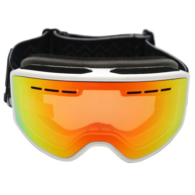Double Anti-Fog UV400 Ski Glasses Male and Female Winter Outdoor Sports Anti-sowblindness Skiing Eyewear CR607