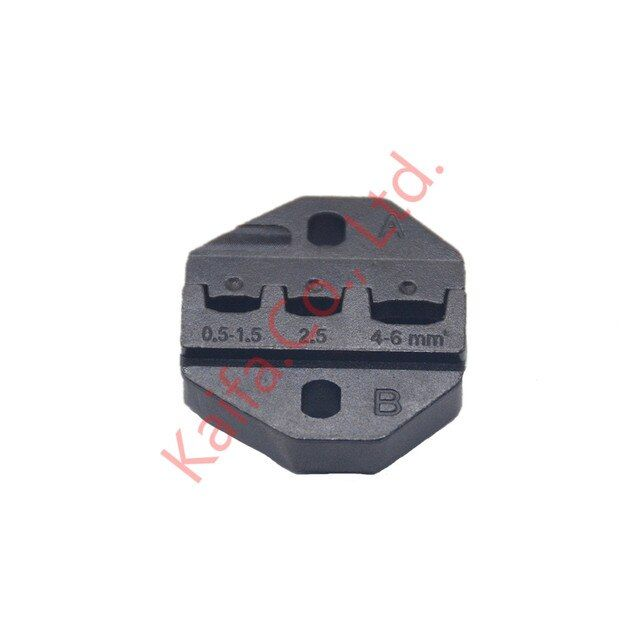 HOT sale high quality   Die Sets  A03D For insulated terminals 0.5-6.0mm2 20-10AWG