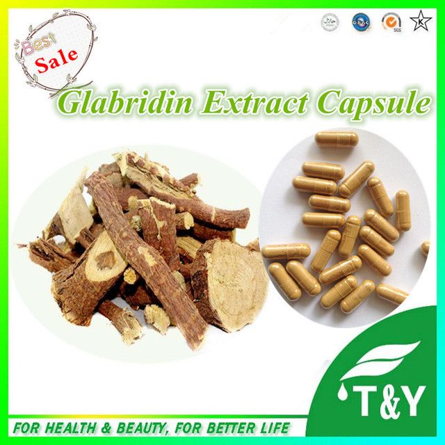 Anti-oxidation  Licorice Root Extract. Glabridin . Capsule  10:1  500mg*600pcs