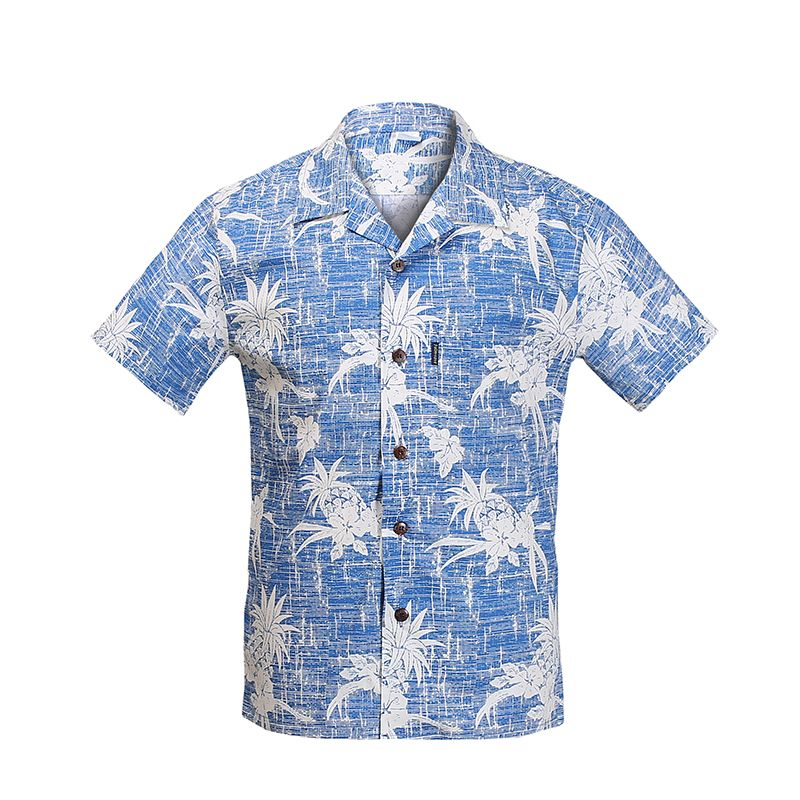 2019 Mens Beach Shirts Printing Loose Large Size Hawaii Short Sleeves Male Shirts Casual Single Breasted Tops Clothings J1229