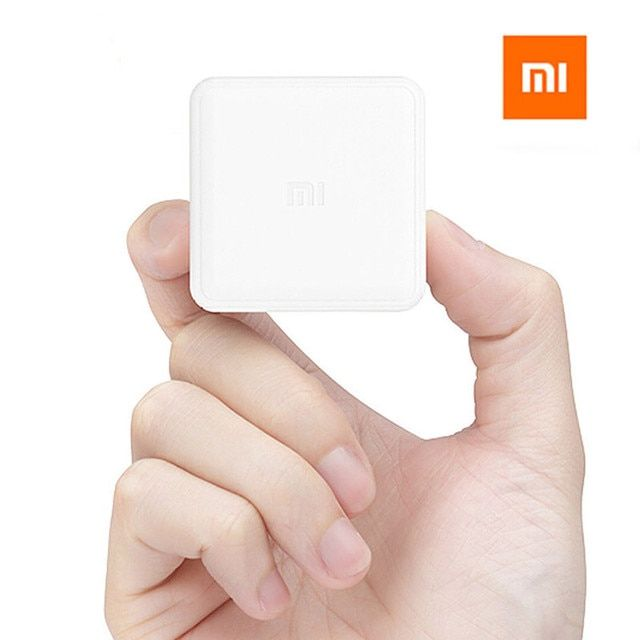 Original Xiaomi Mi Cube Controller Zigbee Version Controlled by Six Actions with Phone App for Smart Home Device TV Smart Socket