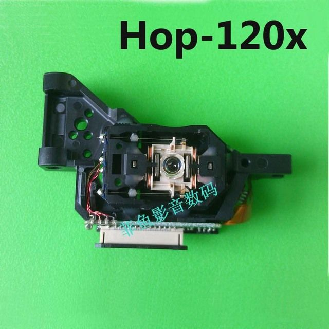 5pcs/lot 100% Brand new original HOP-120X Optical Pick-up HOP120X 120X Portable EVD EDVD Car Laser Lens /laser head