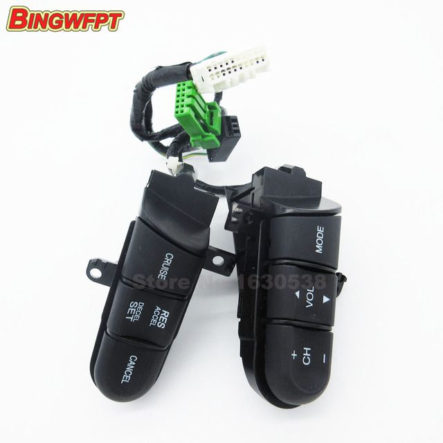 36770SNRC23 Steering Wheel Audio Control Switch/Button For Honda Civic 2006 2007 2008 36770-SNR-C23