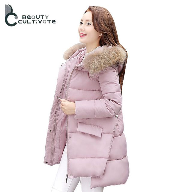2016 New Fashional Cloak paragraph Women jacket  Long Style Warm Winter Coat Women Plus Size S~2XL