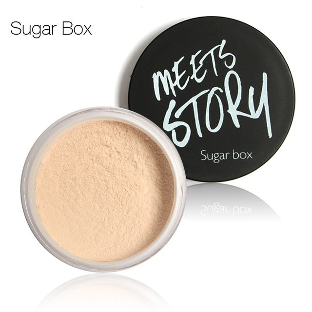 2015 Sugar box Make up loose Powder Bare mineralize skinfinish Modern fresh concealer Powder Fixing Clam Makeup face powder
