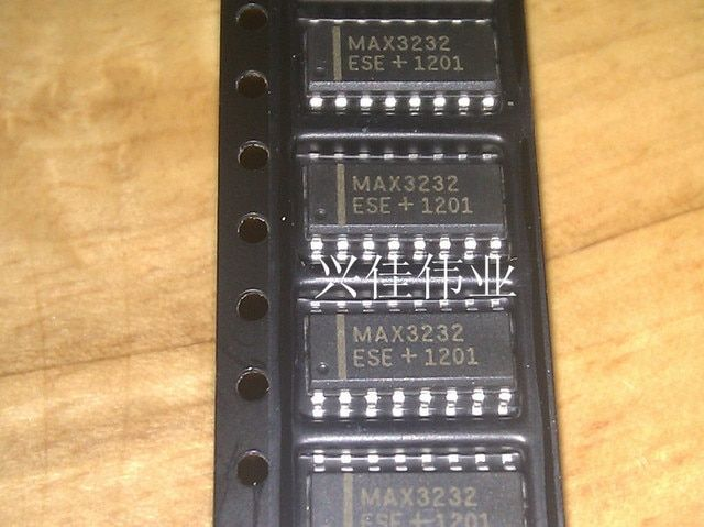 10PCS/LOT New MAX232 MAX232ESE SOP-16 Imported Original Industrial Grade