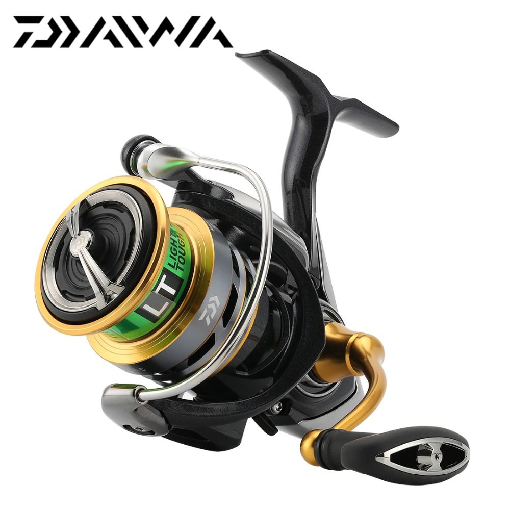 18 DAIWA EXCELER LT 1000D 2000D 2500 3000C 4000C 5000DC 6000D 3000C-OT Spinning Fishing Reel Low Gear Metail Spool Tackle