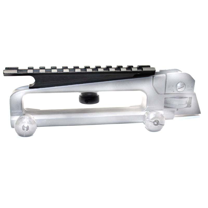 Hunting Gun accessories Picatinny Rail Optics Scope Mount 10 Slots AR15 M4 Rifle Carry Handle