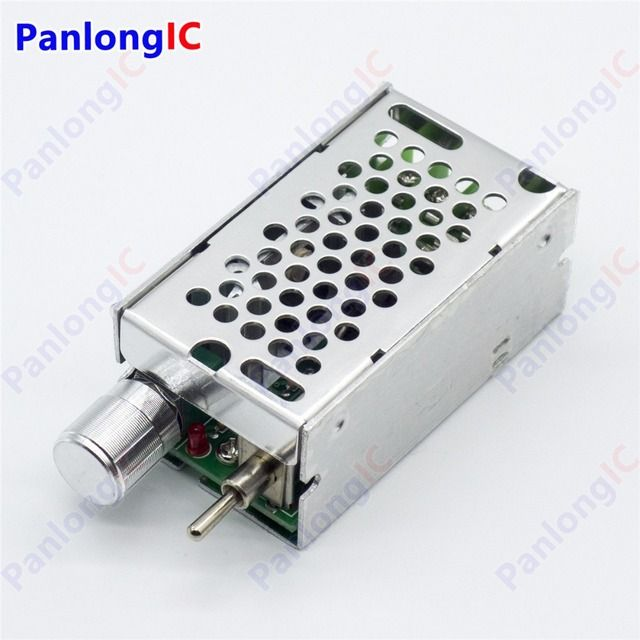 NEW 12-40V 120W DC Motor Speed Controller Reversible PWM Control Forward Reverse Switch