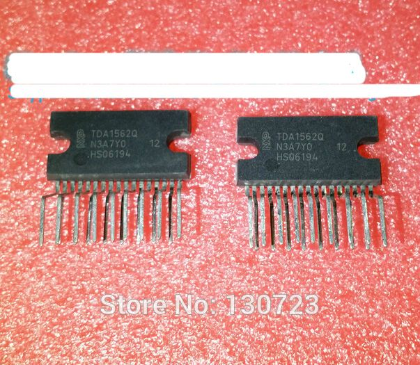 Free shipping cost! ! 2Pcs/Lot TDA1562Q TDA1562 ZIP17