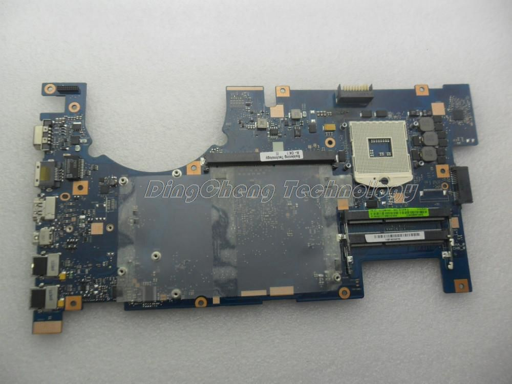 45 days Warranty  laptop Motherboard for Asus g75vw rev 2.1 without graphics card 100% tested