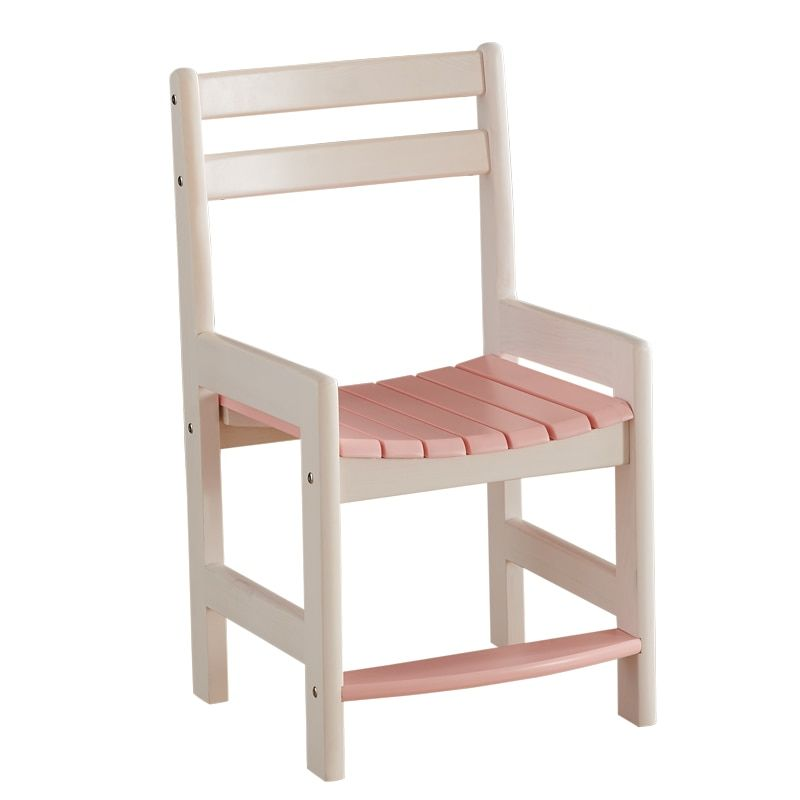 Writing desk chair back learning children supporting students