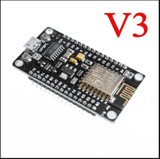 New Wireless module CH340 NodeMcu V3 Lua WIFI Internet of Things development board based ESP8266 V3 CH340G ESP-12E for arduino