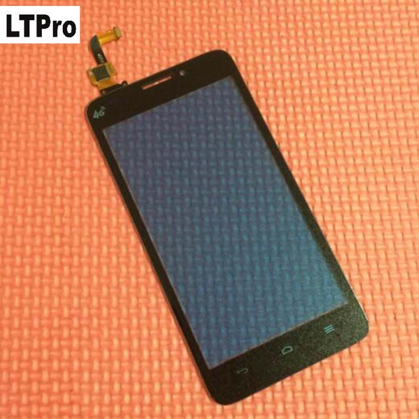 LTPro High quality Tested working outer glass sensor digitizer touch screen For Huawei G620 cell phone panel repair parts