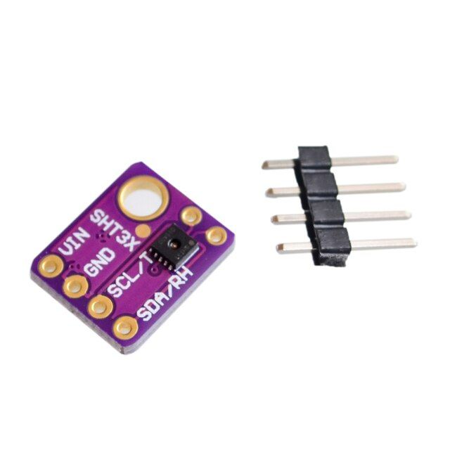 5PCS/LOT SHT31 Temperature & SHT31-D Humidity Sensor module Breakout Weather for