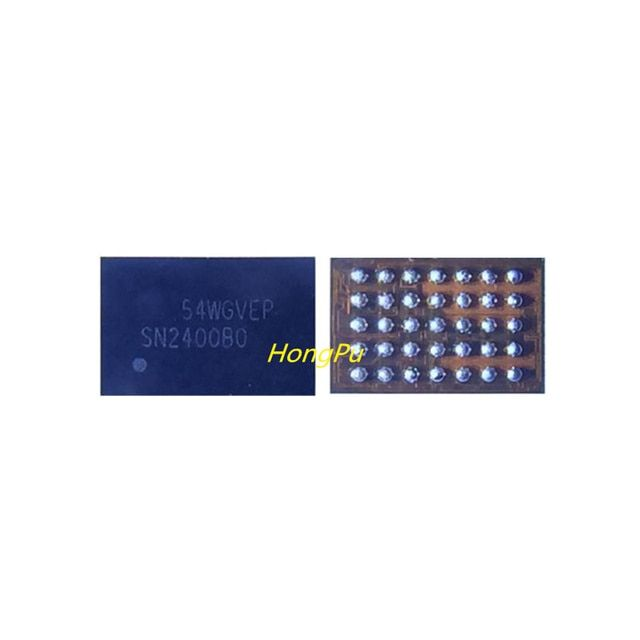 15pcs/lot  Original New USB control charger ic for iphone 6 6G plus charging ic SN2400B0 SN2400 SN2400BO 35pins