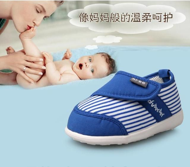 Free shipping Spring and Autumn Baby toddler shoes soft bottom cotton Shoes shoes Baby Boy will be called casual shoes