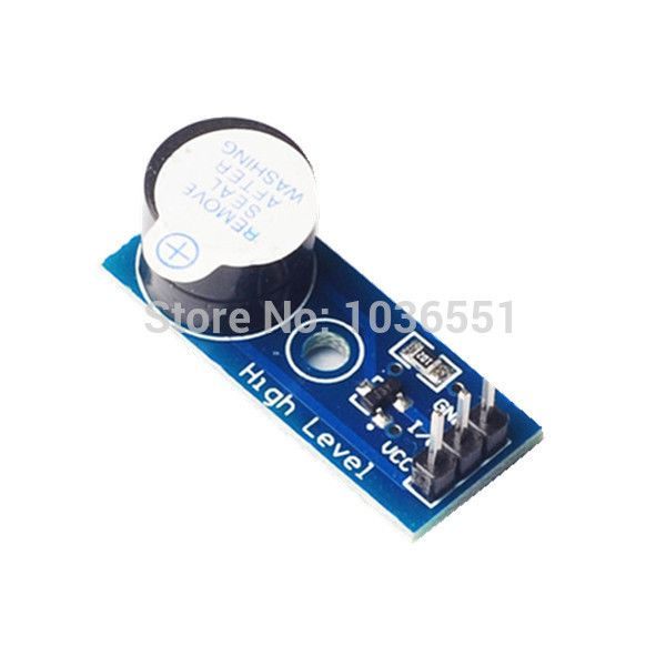 10pcs/lot Active Digital Buzzer Module High Level Voice signal alarm output Module for Arduino