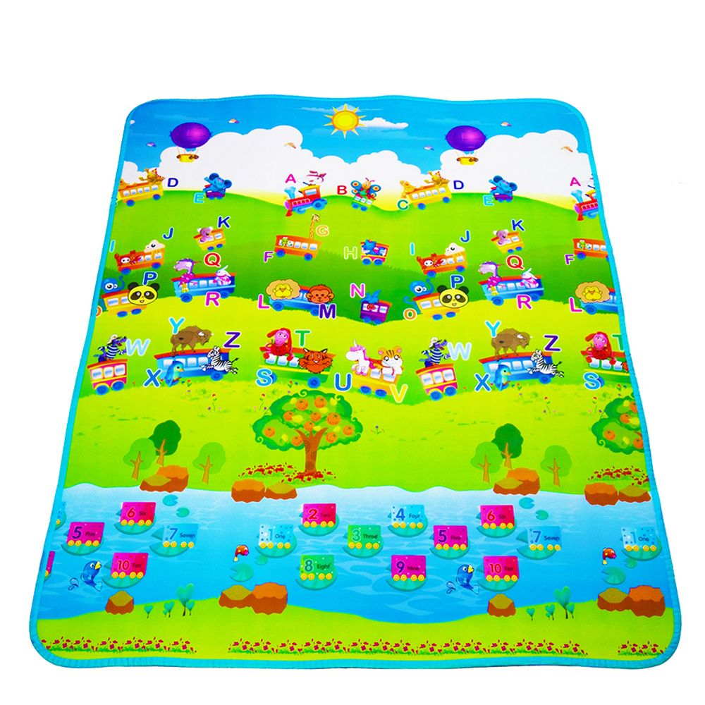 Developing Mat Toys For Children's Mat Baby Play Mat Children's Rug Baby Puzzles Playmat Eva Foam Carpets in The Nursery Play 4
