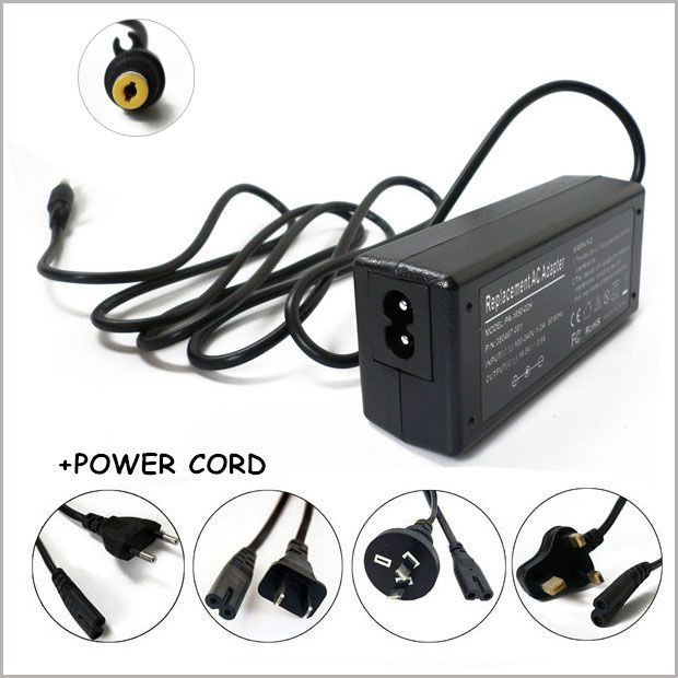 18.5V 3.5A Laptop AC Adapter Charger Power Supply Cord 4.8mm*1.7mm For Netbook HP Pavilion DV2500 dv2700 dv6500 dv8000 ze4900